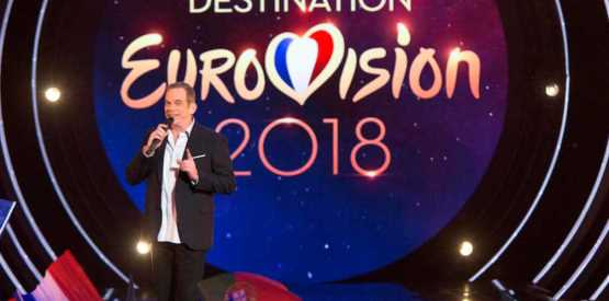 "France : Tonight the 2nd Semi Final of ""Destination Eurovision 2018"""