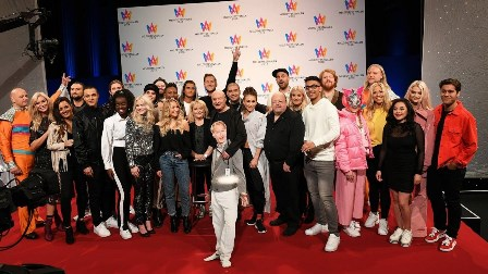 Sweden: Melodisfestivalen 2018 semifinals allocation revealed.