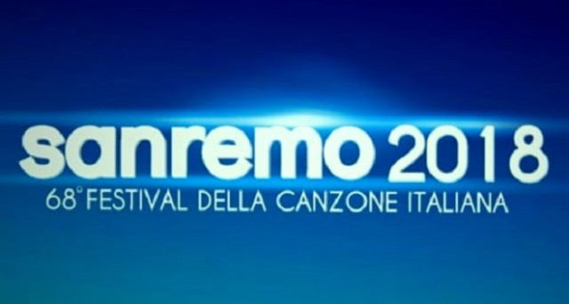 Italy : the results of the first night of San Remo.