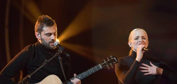 "France: Madame Monsieur and the song ""Mercy"" will fly the flag in Lisbon."