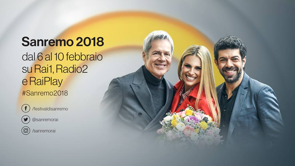 Italy: The final countdown for Sanremo 2018 begins