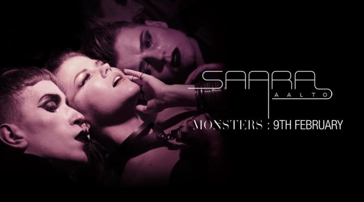"Finland: Saara Aalto's official video clip of ""Monsters"""