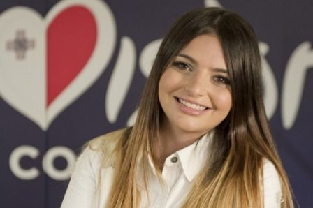 "Malta: Christabelle Borg goes to Lisbon with her song ""Taboo""."