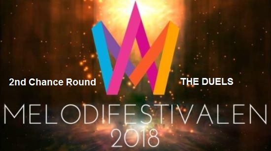 Sweden: The duels of the Melodifestivalen 2018 Second Chance Semi Final Round