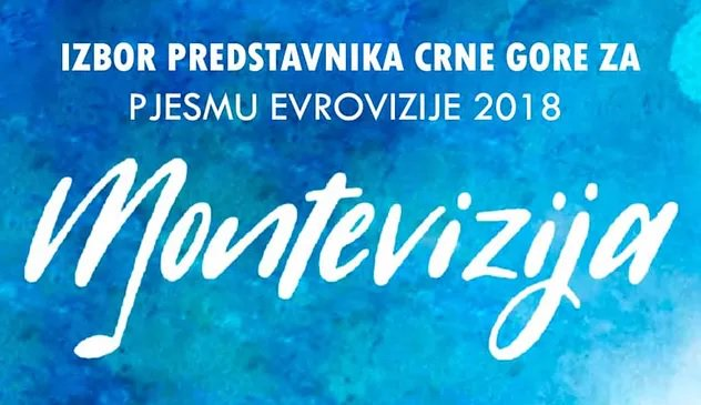 Montenegro: Snippets of the candidate songs just released.