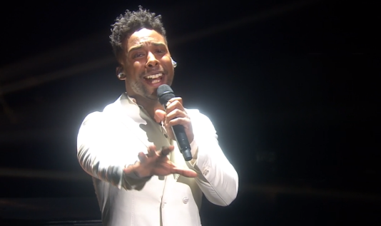 Sweden: 1st semi final results of Melodifestivalen 2018; John Lundvik and Benjamin Ingrosso directly to the final.