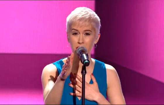 "United Kingdom: SuRie will deliver her ""Storm"" in Lisbon."