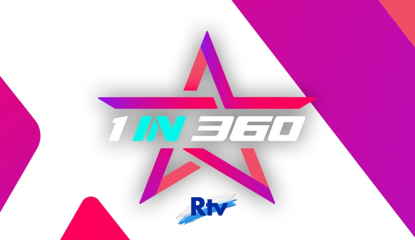 """San Marino: The 2nd show of """"1 in 360""""."""