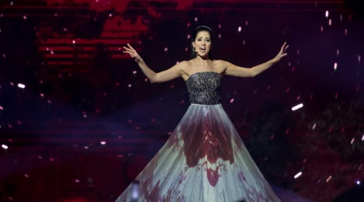 Estonia: Smashing results for Elina Nechayeva – Foul results