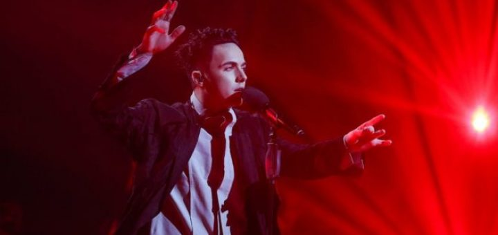 "Ukraine: Melovin: ""I want Europe to remember me and my song to be sung after Eurovision"""