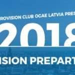 Tomorrow the first Eurovision pre Party in Riga