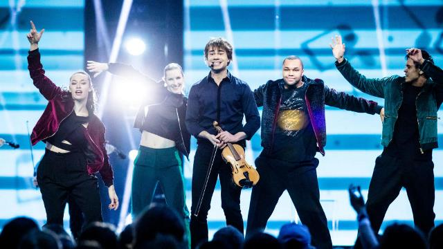 Norway: Alexander Rybak will sing «That's How You Write a Song» in Lisbon