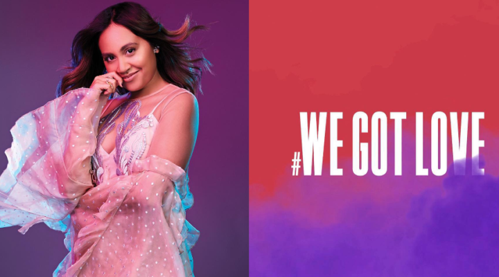 "Australia: ""We got love"" now officially released"