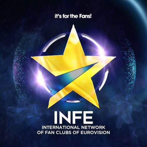 Ieva from Lithuania and Lea from Slovenia talks to INFE Greece