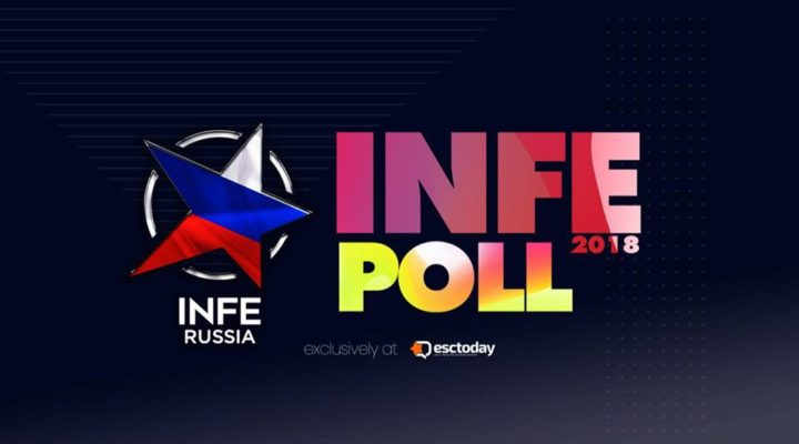 Eurovision INFE Poll 2018: Next to vote is INFE Russia