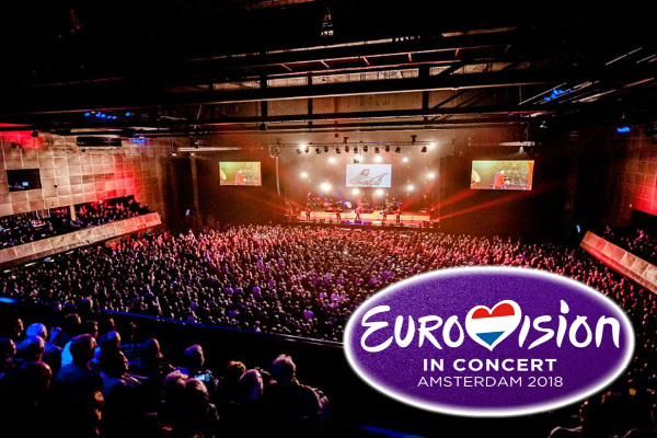 Eurovision In Concert 2018: Watch the live performances of 32 ESC 2018 contestants.
