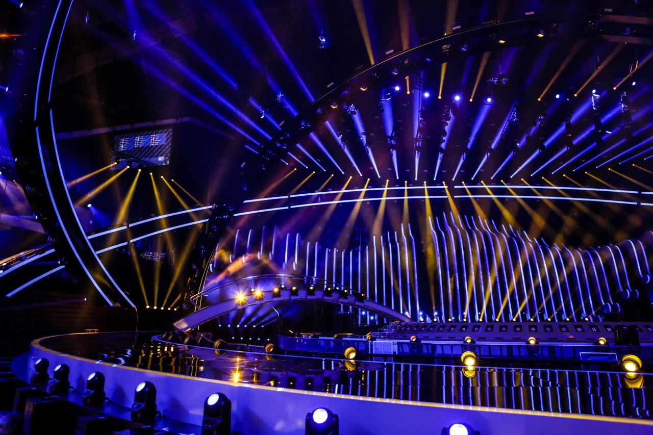 Eurovision 2018: Today the last set of first rehearsals for the semi finals