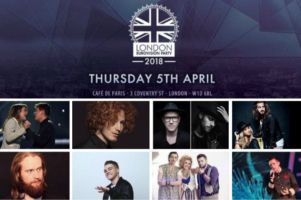 Eurovision 2018: London's calling: The next big party is coming