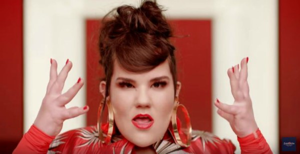 "Israel: Netta's ""Toy"" exceeded 10,000,000 views on YouTube"