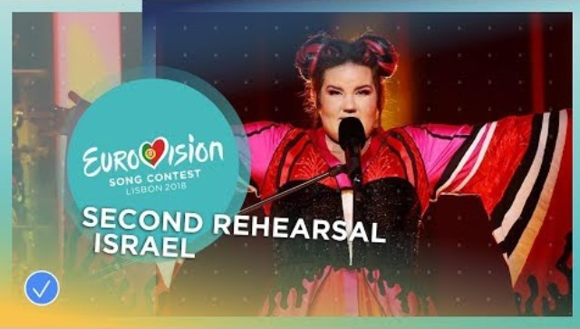 Eurovision 2018: The 5 most popular videos from the 1st semi final rehearsals .