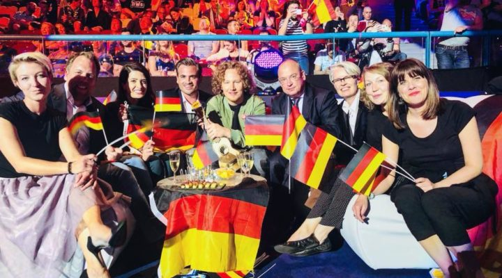 Germany: NDR to find country's next representative