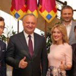 Moldova: The country's President Igor Dodon welcomes DoReDos