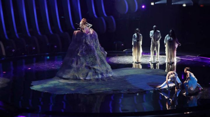 Russia 2018: Second Technical Rehearsal  for Julia