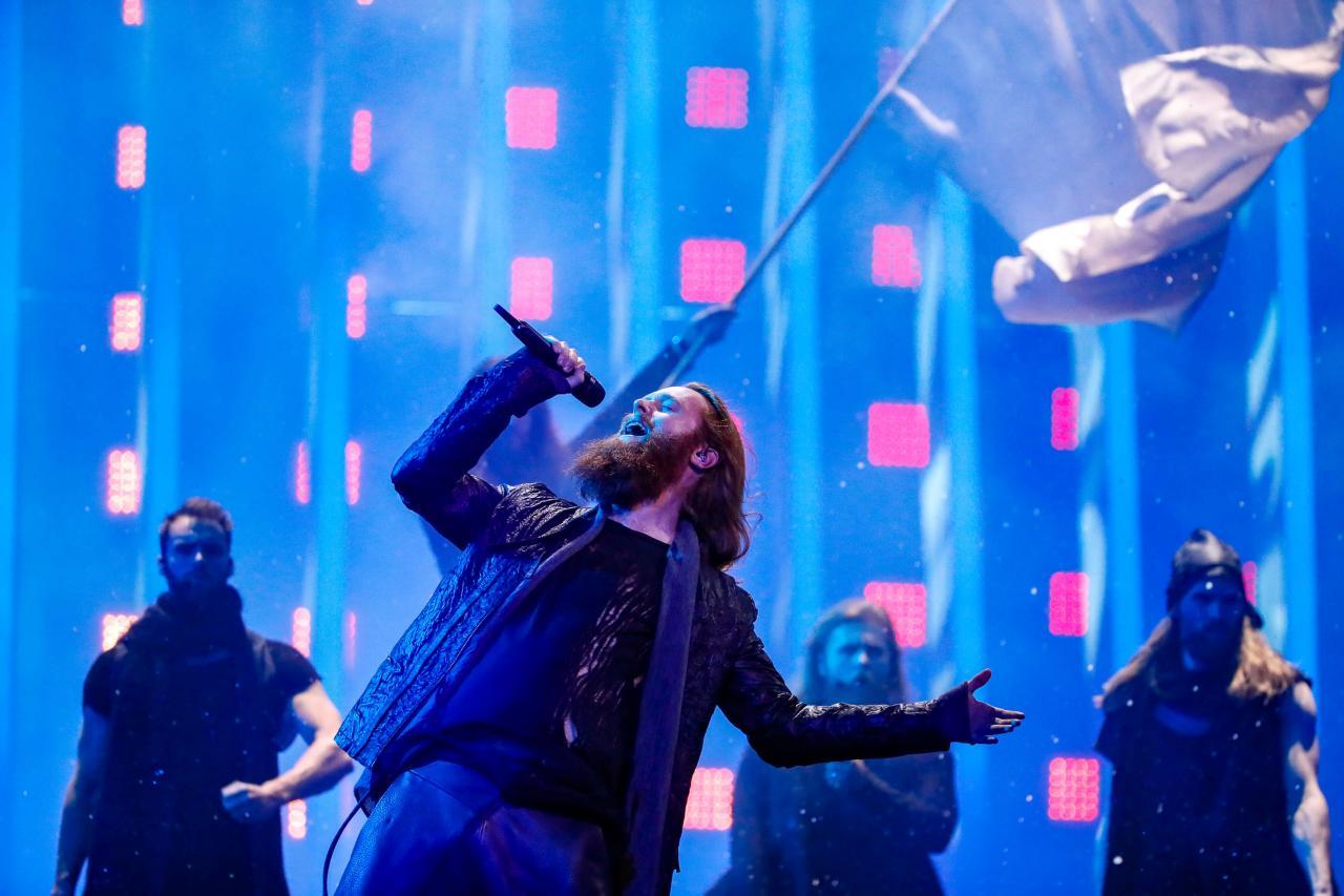 Denmark 2018: Rasmussen's second rehearsal