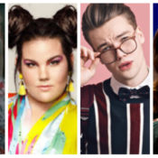 Eurovision 2018: This year's Eurostars in the iTunes charts