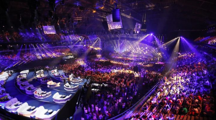 Eurovision 2018: The Jury Show completed