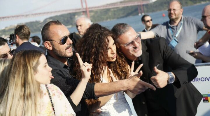 Eurovision 2018: Lisbon welcomes all the artists