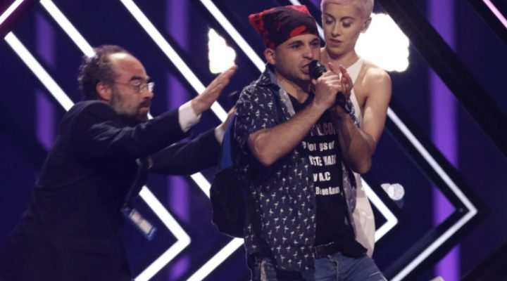 """United Kingdom: SuRie refuses to repeat performance of """"Storm"""""""