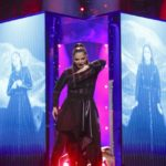 Malta 2018: Christabelle's first stage rehearsal