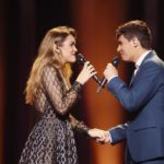 Spain 2018: Amaia and Alfred rehearse for the second time