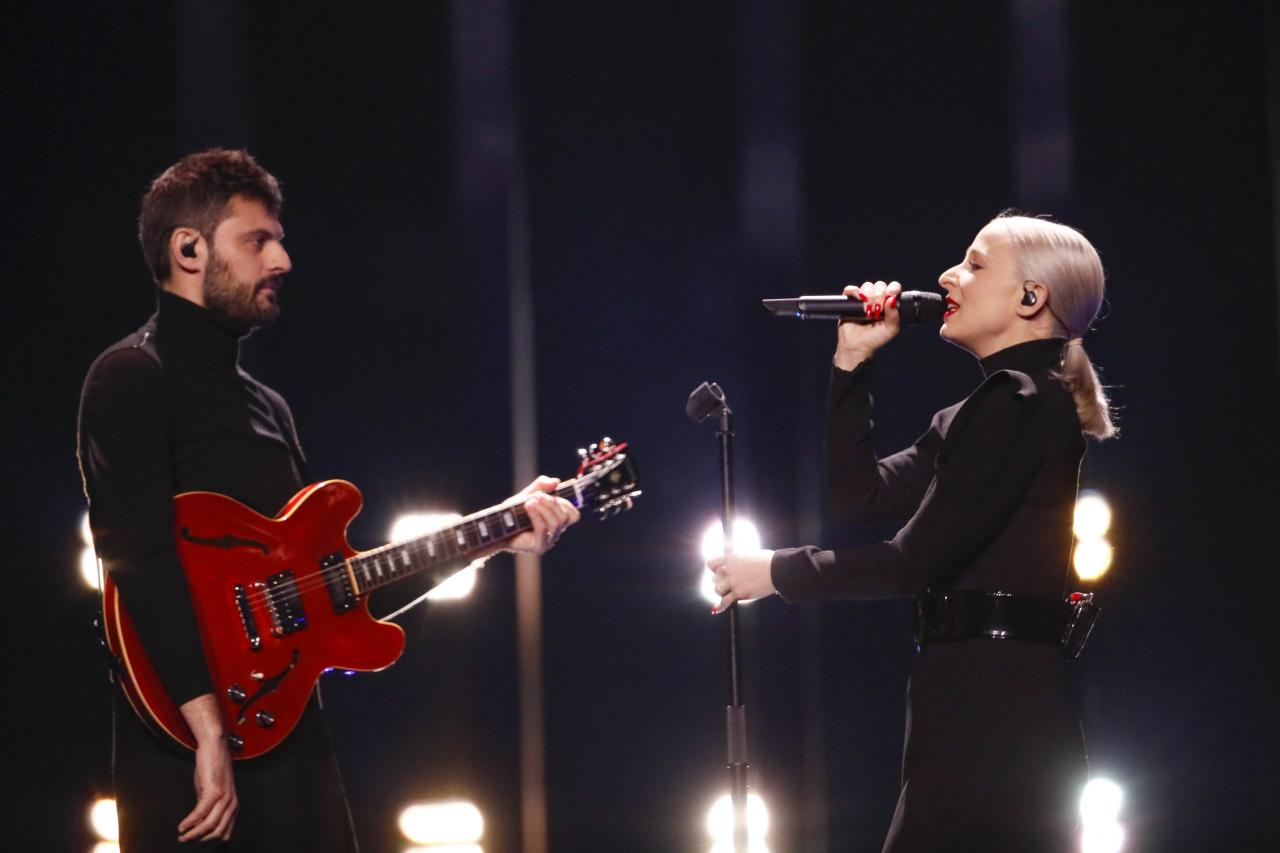 France 2018: Madame Monsieur's second rehearsal