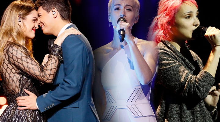 """Eurovision 2018:The countries which """"reached"""" the bottom of national televotings"""
