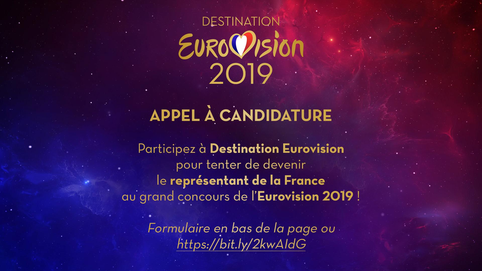 France 2019: Destination Eurovision 2019 kicks off