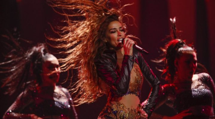 Eurostars: Eleni Foureira's new record with Fuego