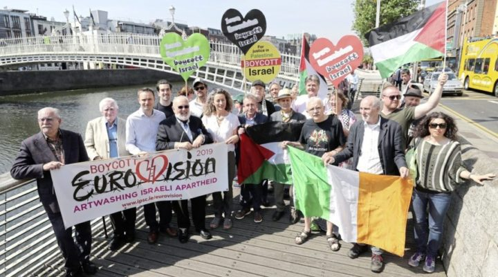 Ireland 2019: A campaign for the country's boycott of Eurovision 2019 has begun