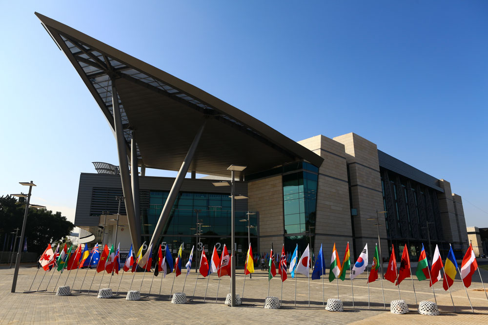 Image result for pavilion 2 tel aviv convention center