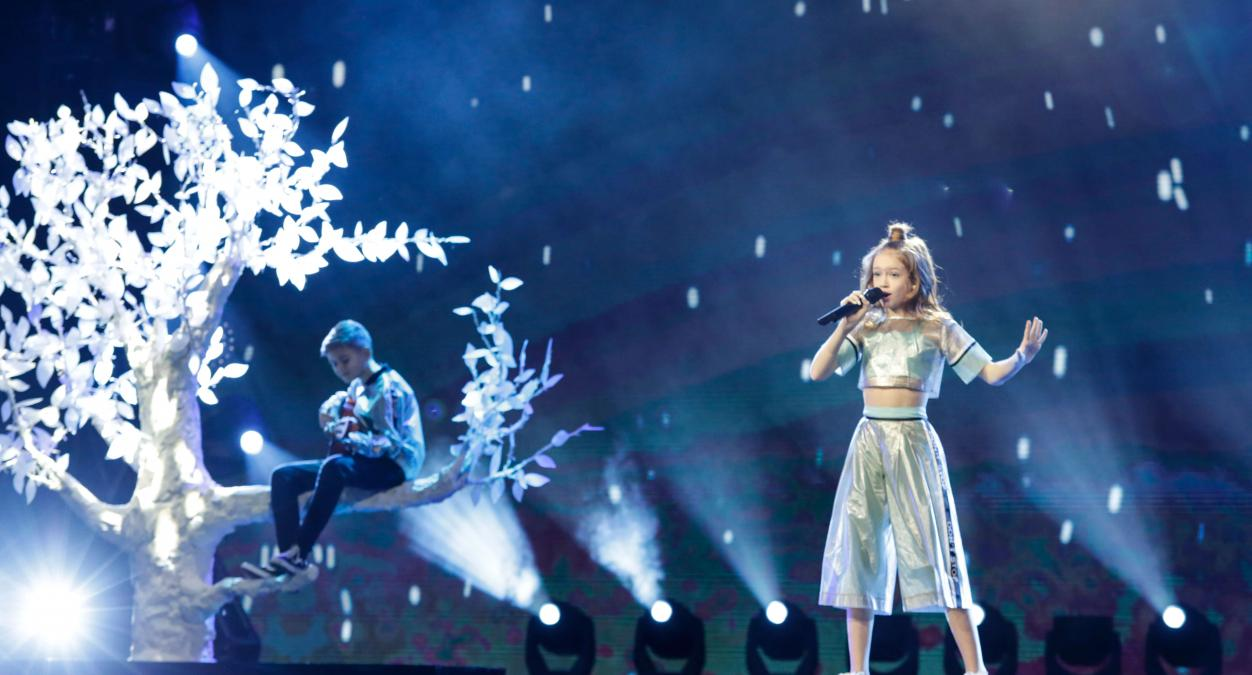 Ukraine: The 10 finalists for Junior Eurovision 2018 selection revealed.