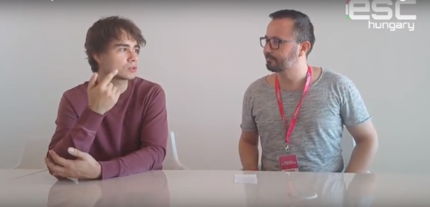 INFE Hungary: Alexander Rybak's interview during the Flower Carnival of Debrecen 2018
