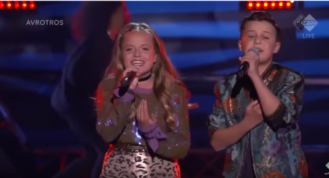 The Netherlands: The duo Max & Anne to Junior Eurovision 2018