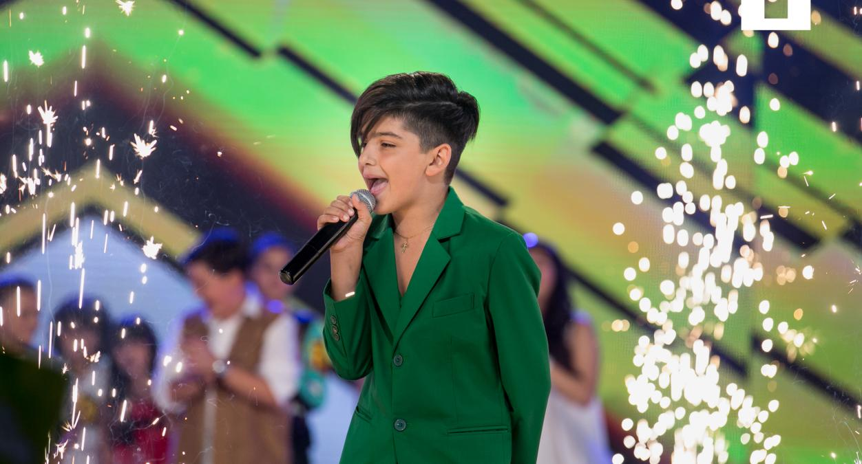 Armenia: L.E.V.O.N to represent the country in Junior Eurovision 2018