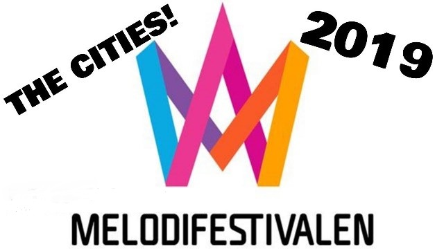 Sweden: Melodifestivalen 2019 dates and cities revealed.