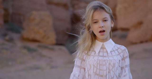 "Kazakhstan: Daneliya Tuleshova releases official video of her JESC 2018 entry ""Ozine sen"""