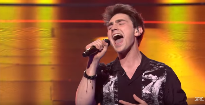 Ireland: Brendan Murray reaches the 3rd live show being saved dramatically from elimination