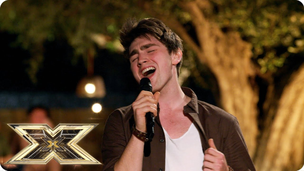 Brendan Murray makes it to the UK's X-factor 2018 live shows