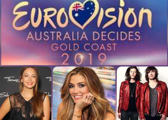 Australia: Big names of the music scene to compete in the national final;More details revealed