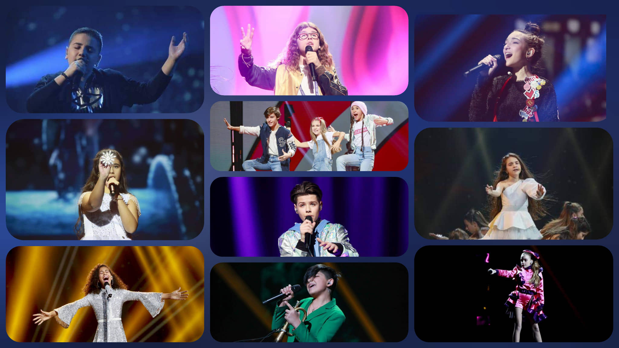 Junior Eurovision 2018: First 10 countries rehearse second time in the 3rd day of rehearsals